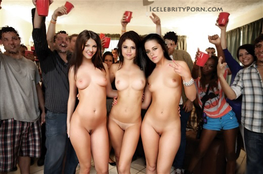 Xxx Selena Gomez Desnuda Mostrando Las Tetas-9312
